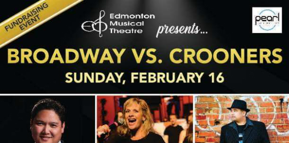 BROADWAY VS. CROONERS!