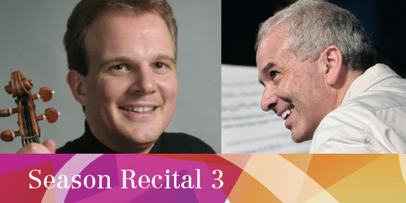 Season Recital 3 - Alex Strauss & Stéphane Lemelin