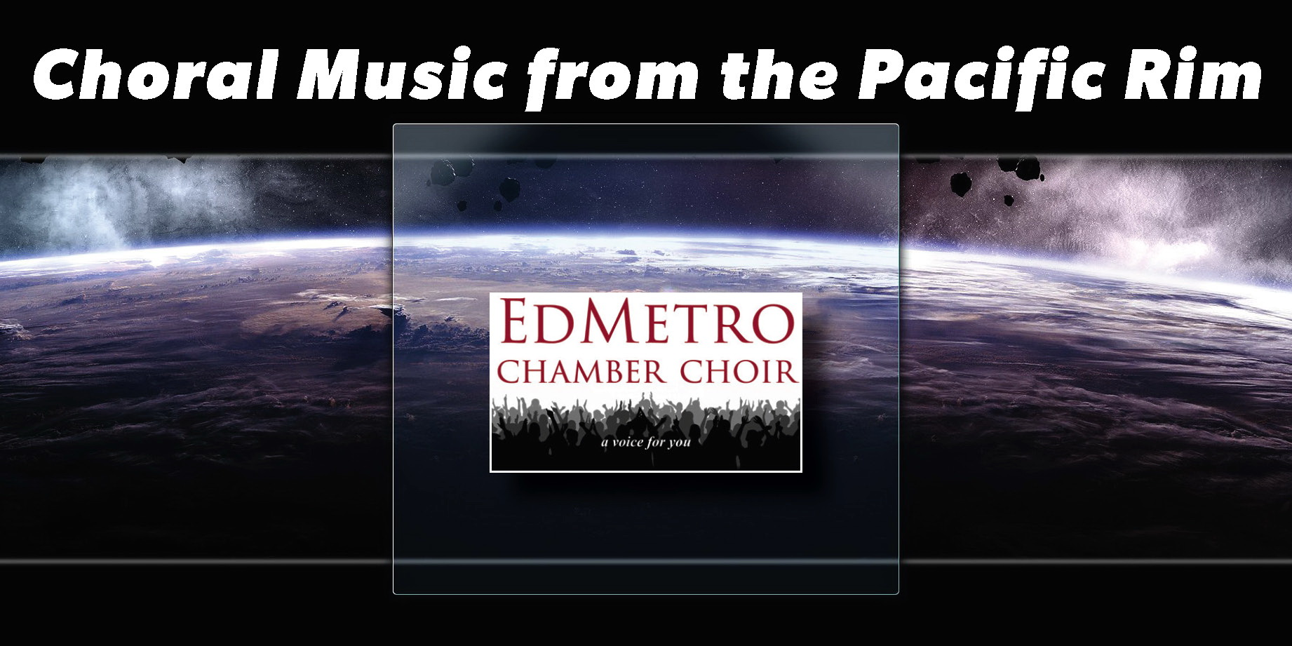 Choral Music from the Pacific Rim