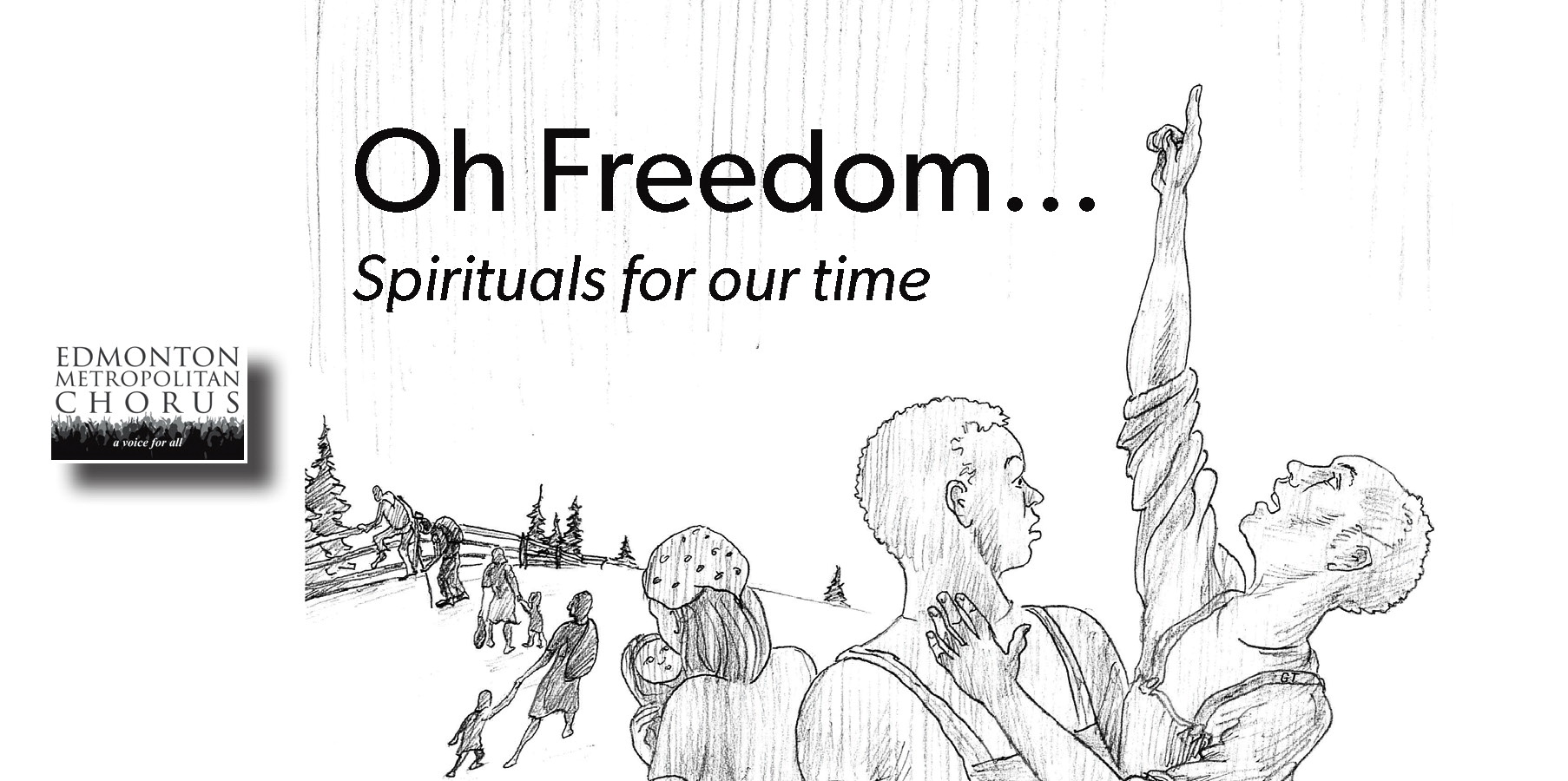 Oh Freedom...Spirituals For Our Time